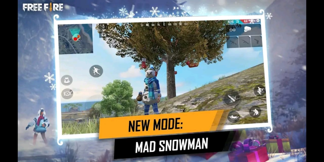 Garena Free Fire MOD APK + OBB Files Download