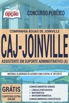 Apostila CAJ Joinville 2019 PDF Download e Impressa