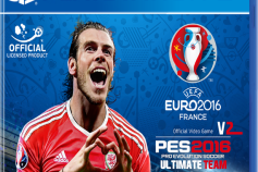 PES 2016 PS2 Patch v2 Ultimate Team Euro French Edition