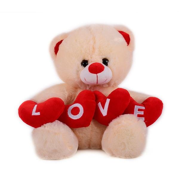 Teddy Bear Love Image