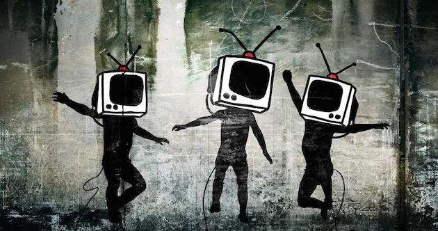propaganda di televisi melalui seni - teraSeni