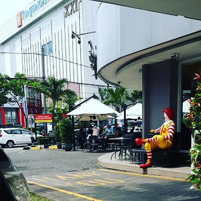 Ayam Goreng Tepung Crispy, Sajian Kuliner Andalan McDonald's
