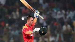 Zimbabwe vs Nepal 4th Match Tri-Nation T20I Series 2019 Highlights