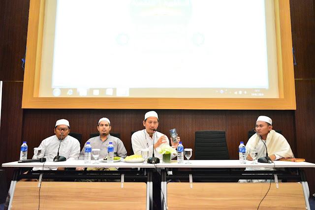 El Mufiq Sajikan Solusi untuk Santri dalam Menjadi Ahli Fiqih