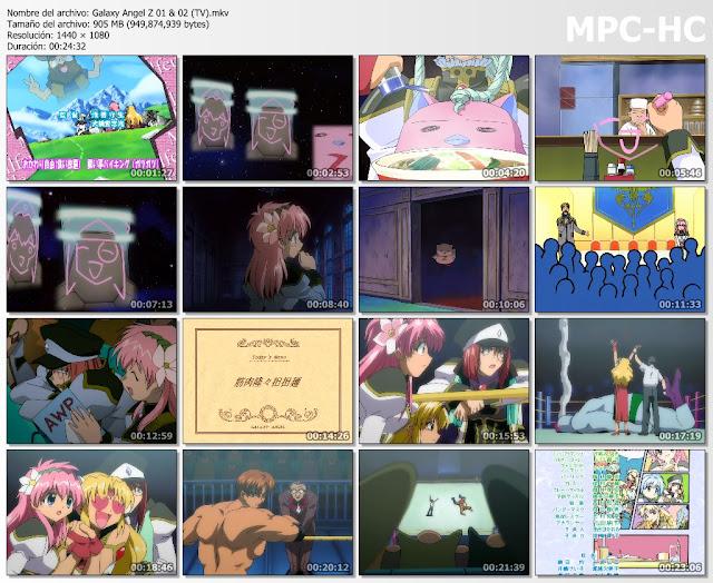 Galaxy%2BAngel%2BZ%2B01%2B%2526%2B02%2B%2528TV%2529 - Galaxy Angel Z (TV) [DVDrip] [Dual] [2002] [9/9] [957 MB] - Anime no Ligero [Descargas]