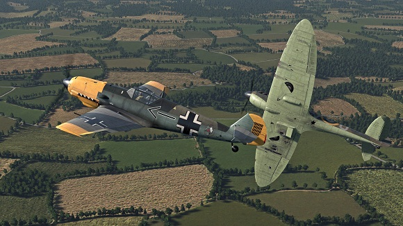 IL 2 Sturmovik Cliffs of Dover Blitz-screenshot04-power-pcgames.blogspot.co.id