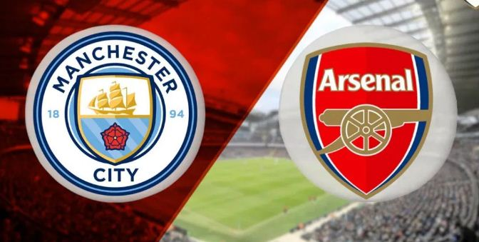 Jadwal Siaran Langsung Liga Inggris: Manchester City vs Arsenal