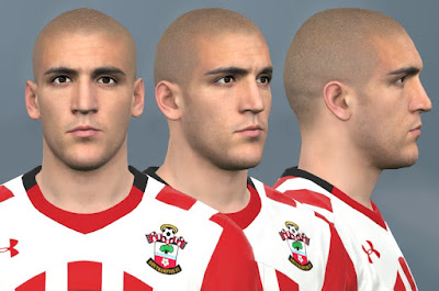 PES 2017 Faces Oriol Romeu by WER Facemaker