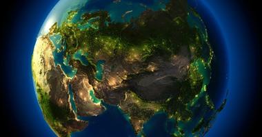 امتداد القارات تحت المحيطات