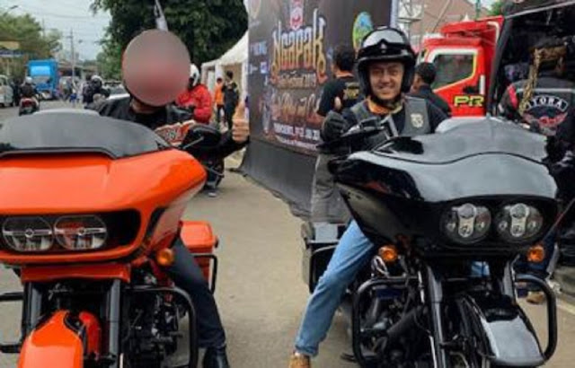 Plat Nomor Harley Davidson Heru Kurniawan Palsu, Ini Buktinya