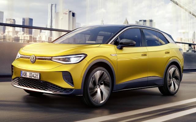 VW anuncia investimento bilionário em carros elétrico na China