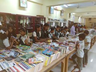 National Library Week - Children's Book Fair