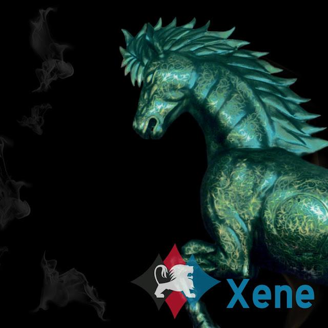 Unique Metal Sculptures from Xene Gallery