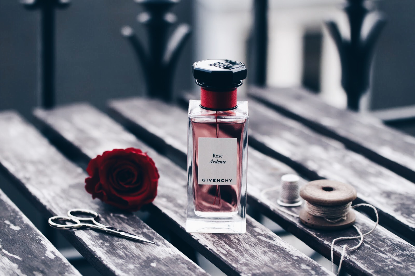 l'atelier givenchy rose ardente parfum avis test critique