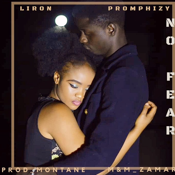 LIRON FT PROMPHIZY-NO FEAR  >>arewapublisize
