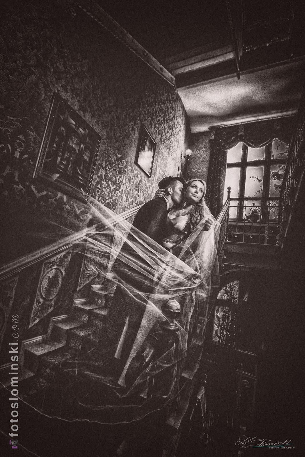 5 wyjątkowych zdjęć ślubnych - Wszystkie Czarno-Białe - #ZdjęciaSłomińskiego - Fotografia ślubna.