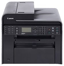 Intuitive tilting command panel too LCD display Canon i-SENSYS MF4780w Driver Downloads