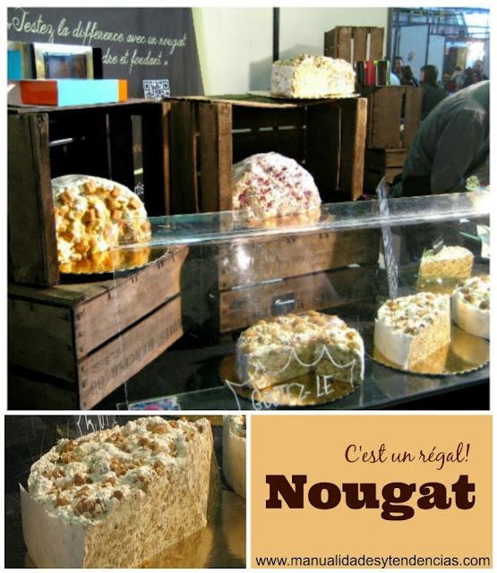 Nougat artesanal / handmade nougat /nougat fait maison