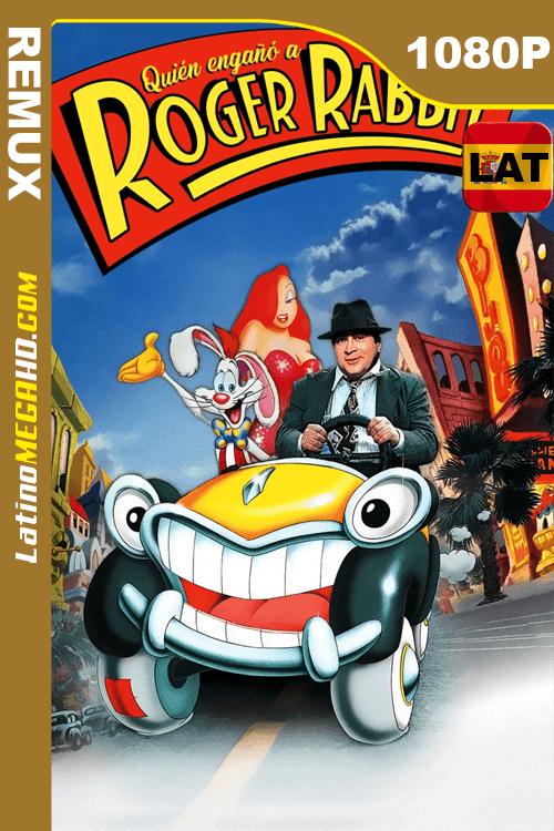 ¿Quién engañó a Roger Rabbit? (1988) Latino HD BDREMUX 1080P ()