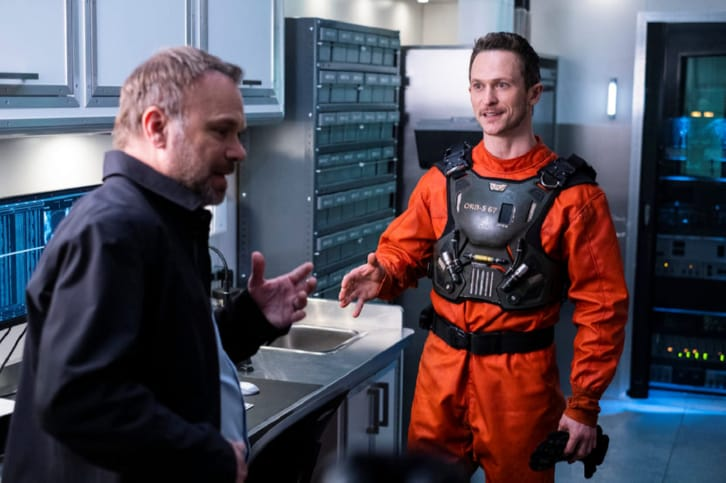 Debris - Episode 1.12 - A Message From Ground Control - Promotional Photos + Press Release
