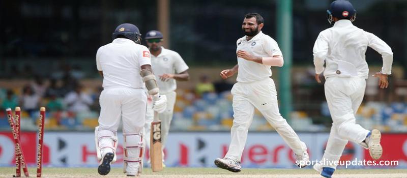 IND vs SL 3rd Test - Highlights