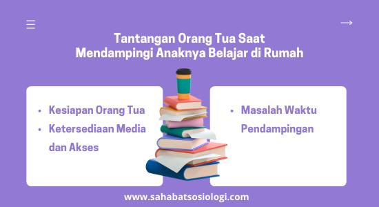 Tantangan belajar online