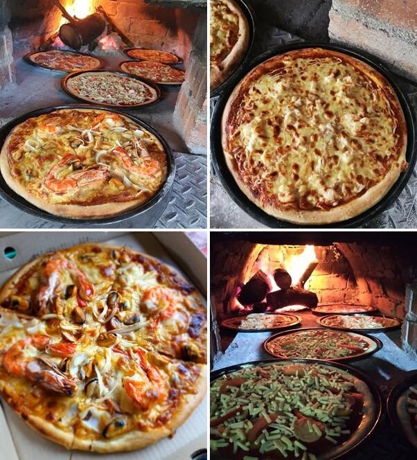 Qulai Pizza Kayu Api