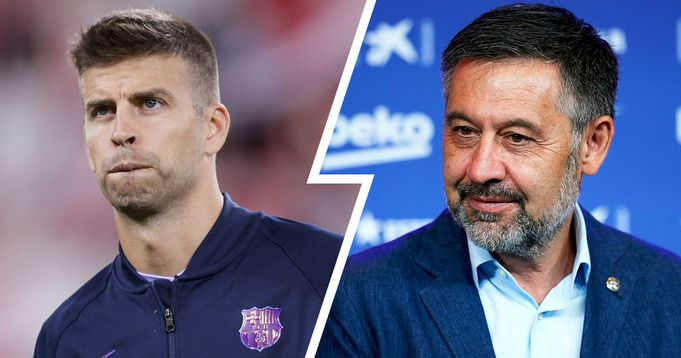 Pique: Label Bartomeu the worst president in Barca's history