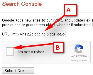 Free URL Submission Google Search Engine