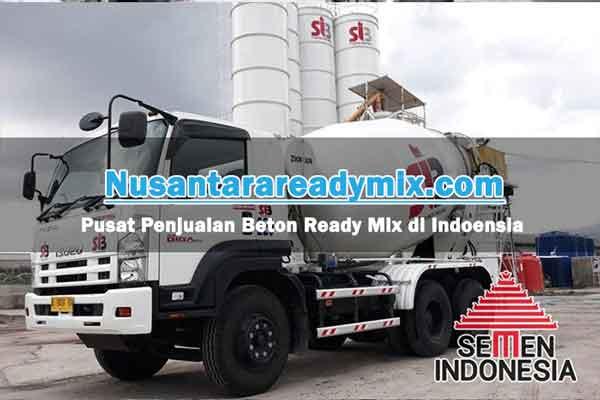 Mobil Truck Molen Beton Ready Mix