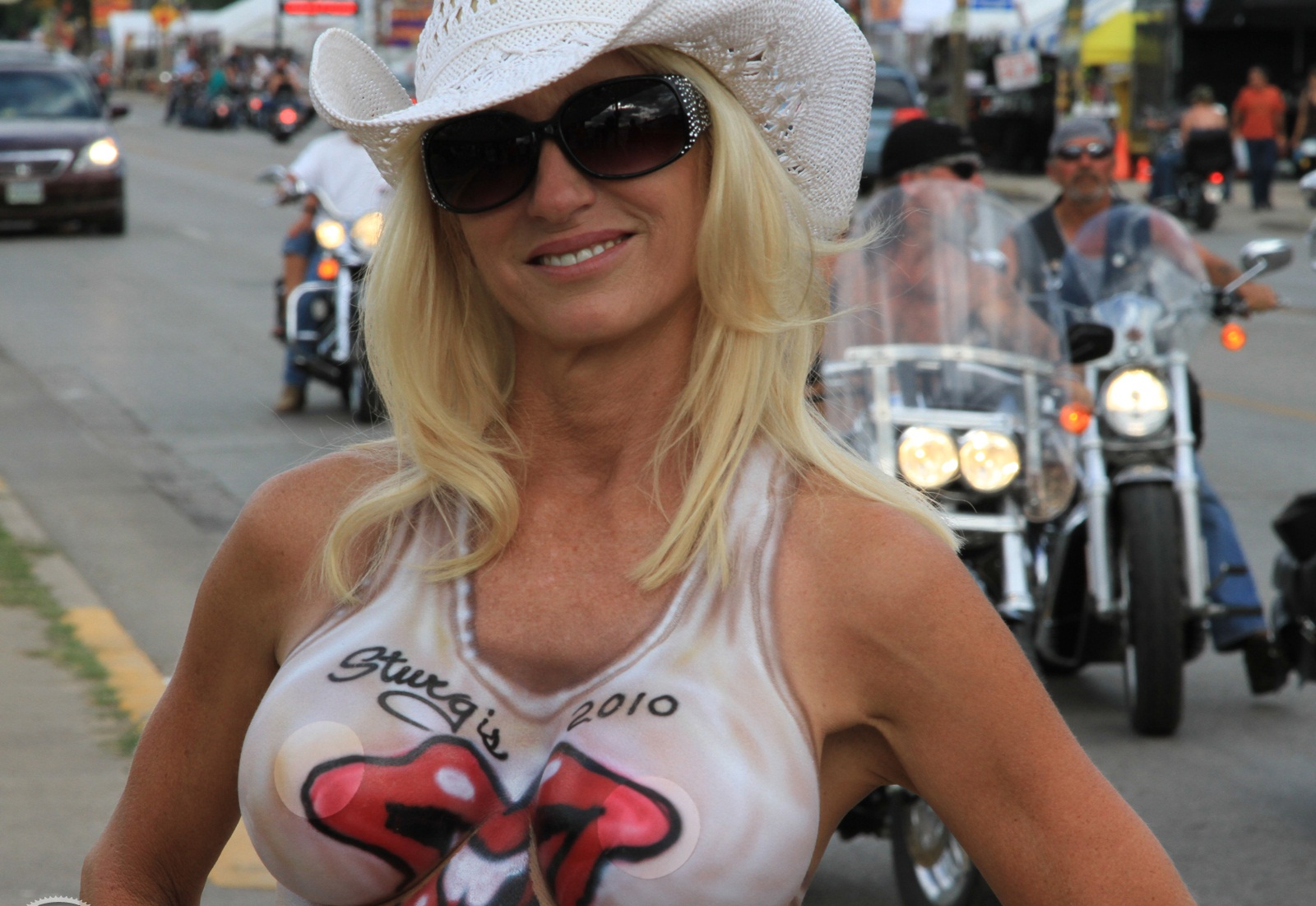 Hot Sturgis Women 86