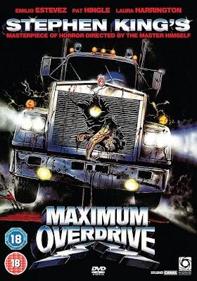 Joe Hill haluaisi tehdä Maximum Overdrive elokuvan uusiksi