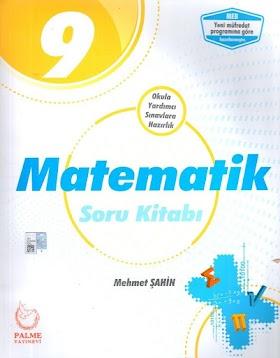 Palme 9. Sınıf Matematik Soru Kitabı PDF