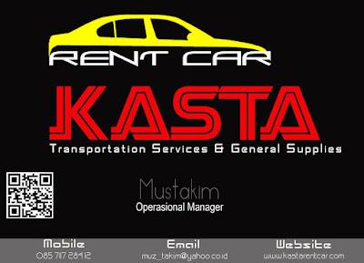 Sewa Mobil Jakarta Kasta Rent Car
