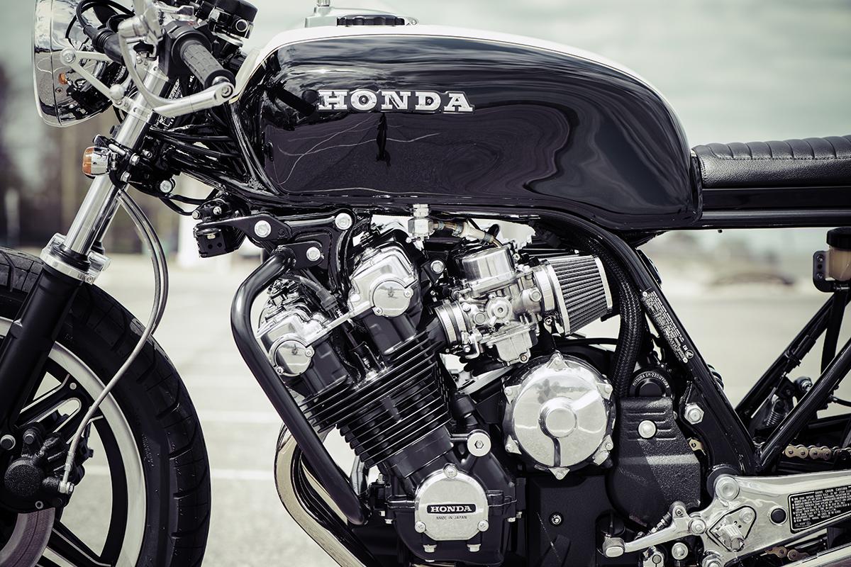 six appeal - honda cbx1000 cafe racer ~ return of the cafe racers