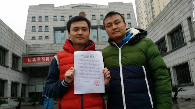 Inilah Putusan Hakim China yang Akan Menikahkan Pasangan Gay di Changsha