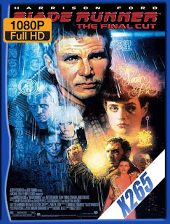 Blade Runner (1982) x265 [1080p] Latino [Google Drive] Panchirulo