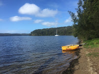 Pulbah Island (Lake Macquarie, NSW, Australia)