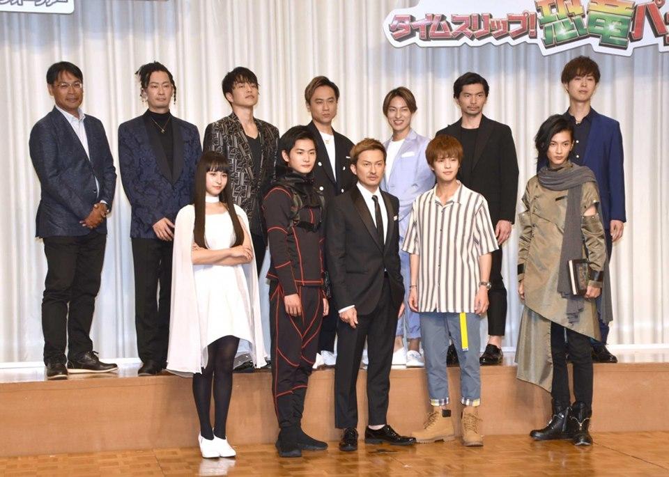 Kamen Rider ZI-O The Movie: Over Quartzer Press Conference