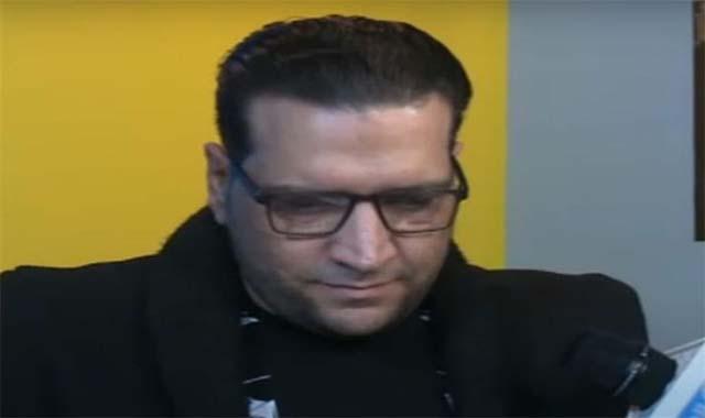 شاهد سيد أبن الفنان شعبان عبد الرحيم فاقد البصر وأغنية مؤثرة