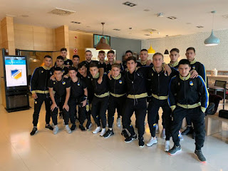 Στη Σαραγόσα βρίσκονται οι U19 του ΑΠΟΕΛ