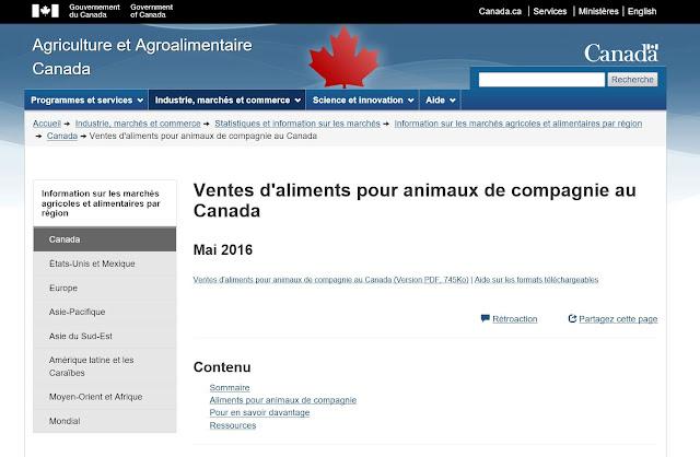 http://www.agr.gc.ca/fra/industrie-marches-et-commerce/statistiques-et-information-sur-les-marches/information-sur-les-marches-agricoles-et-alimentaires-par-region/canada/ventes-d-aliments-pour-animaux-de-compagnie-au-canada/?id=1464791074067