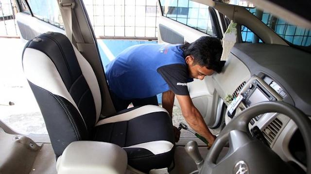 Jok Mobil Elegan Terbaru