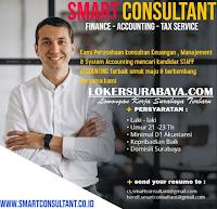Info Lowongan Kerja di Smart Consultant Surabaya Juli 2020