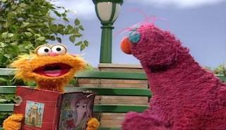 Sesame Street 4138