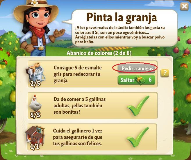 trucos farmville 2 materiales gratis