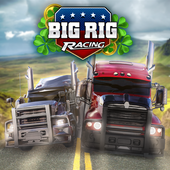 تحميل لعبة Big Rig Racing للأيفون والأندرويد XAPK