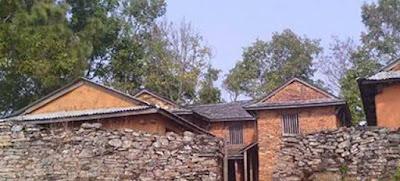 Chuli (चुली): Roof Apex