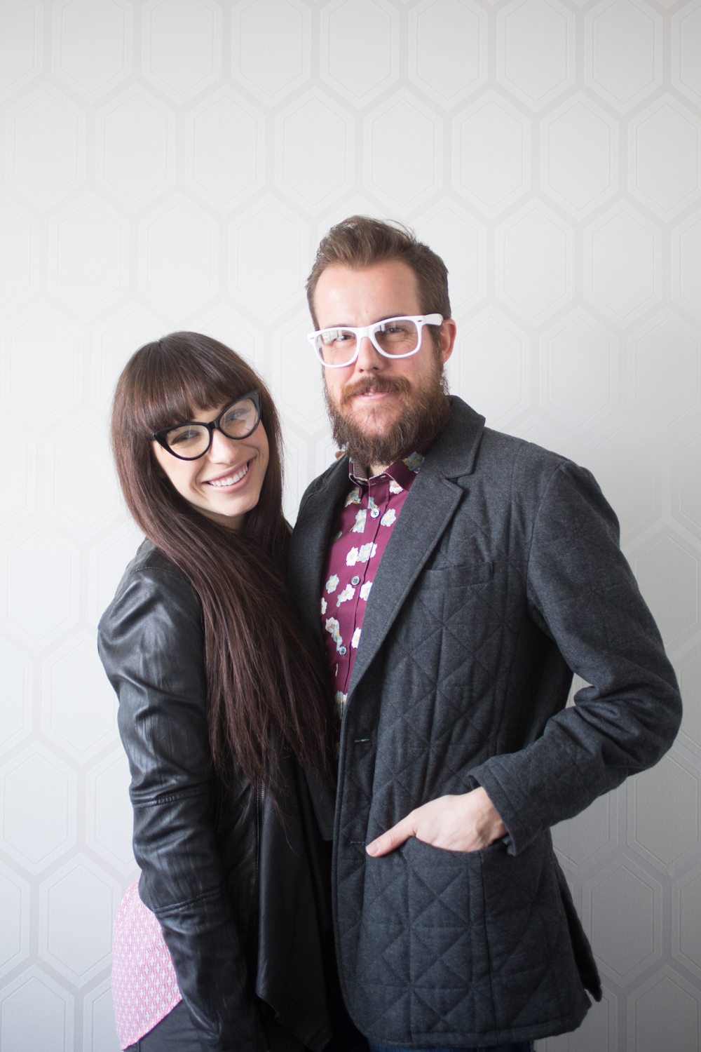 Couples in Glasses