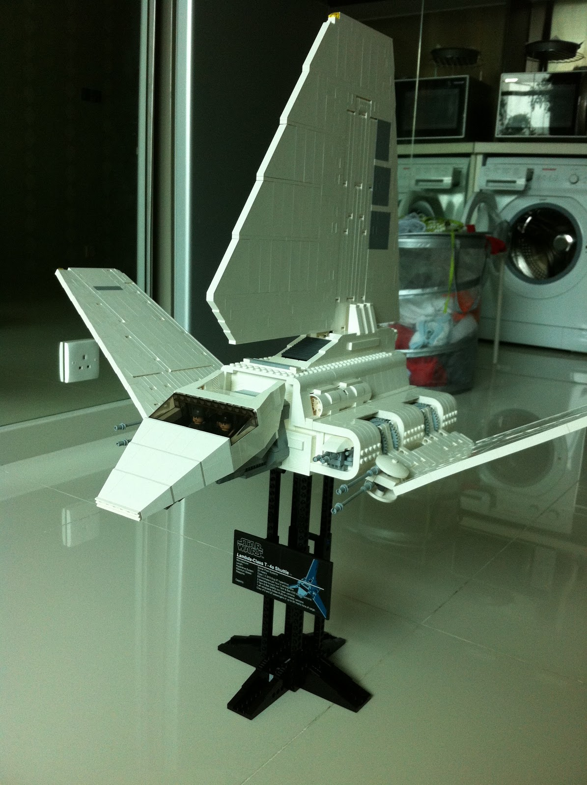 lego ideas ucs space shuttle atlantis - photo #20